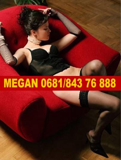 Megan sexy Strapsgirl Hausbesuche und Hotelbesuche